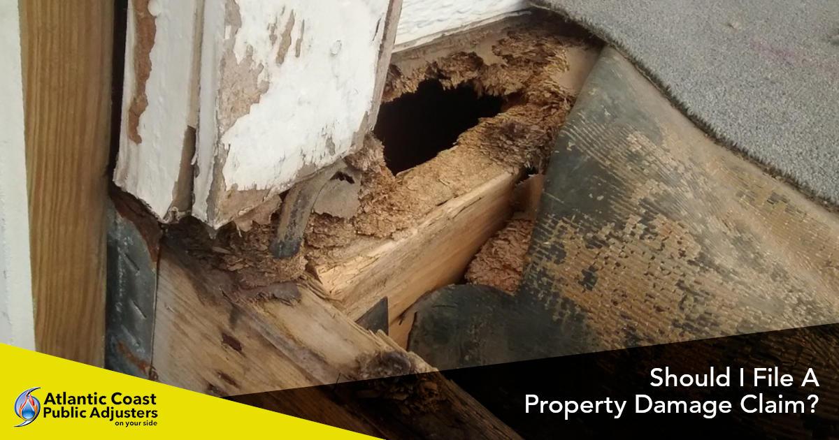 Property Damage Claim